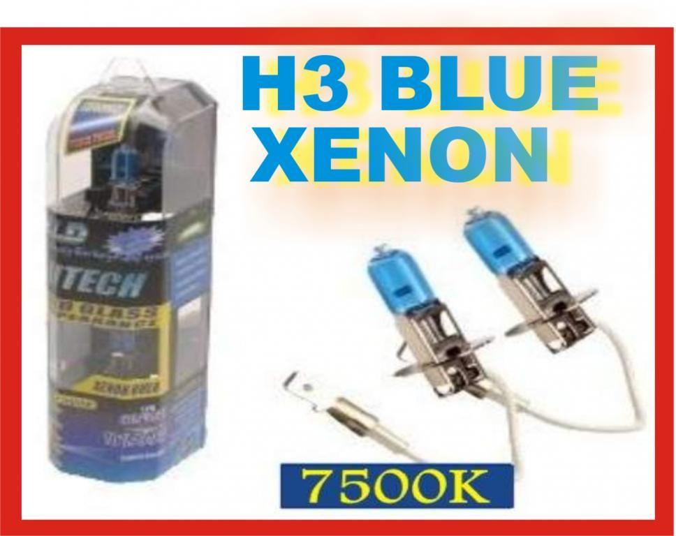białe żarówki h3 xenon hid