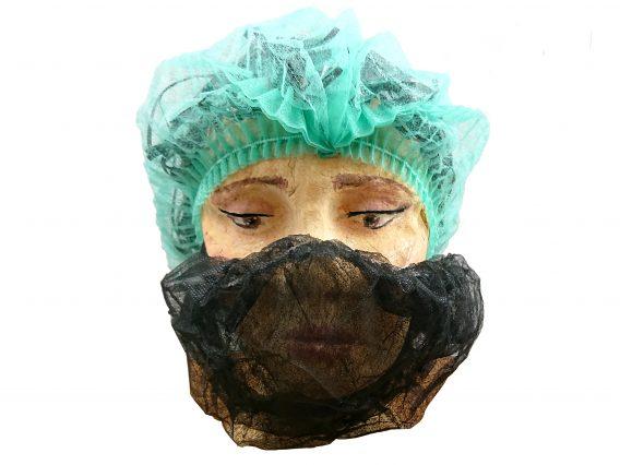 maska z gumkami