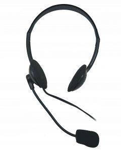 Mikrofony i słuchawki