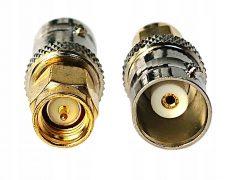 Konektory, przejściówki, przedłużacze