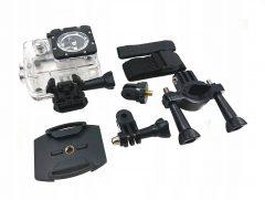 elementy kamery sportowej